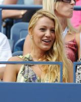 Blake Lively US Open 2011 HQ by crucioimpedimenta