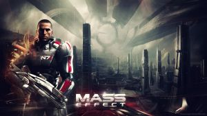 Mass Effect walpaper by iEvgeni