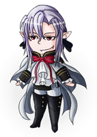 Ferid by iLikki