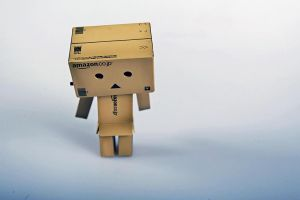 Danboard not happy by FotoRuina