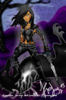 Master of the Vampire Slayers by Asenceana