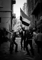 Egyptian Revolution 043 by MahmoudYakut
