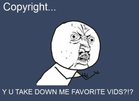 Copyright Y U NO by NinjaFalcon90