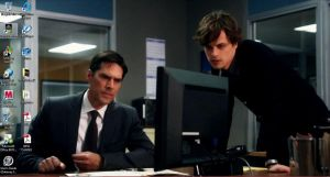 hotch and reid by elmo33vinceNOEL
