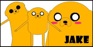 Jake (Adventure Time) - Download by YamiSweet