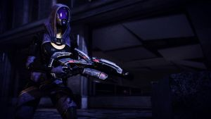 Tali'Zorah vas Normandy 21 by johntesh
