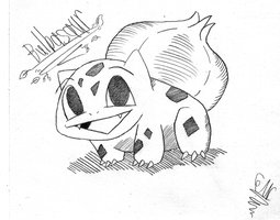 Bulbasaur #1 by Sir-Croco