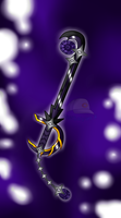 Keyblade Forge: Hidden Gravity Keyblade by NWSaiyanX