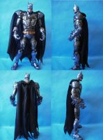 Custom 12 inch Injustice Batman 360 by cusT0M