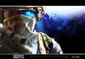 Gost Recon by boby-artoshop