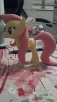 Fluttershy by gothicgirl4444