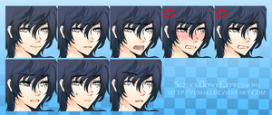 MM: Suzuka Expressions by IMAKINATION