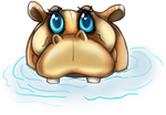 Dem Hippos by MooiLeven