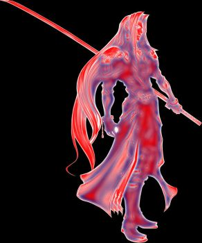 sephiroth of meh bro by maxcat192