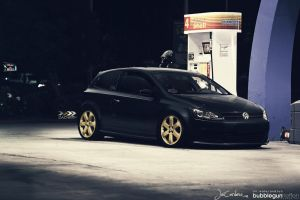 VW Polo Brazil Style by DacheryDesign