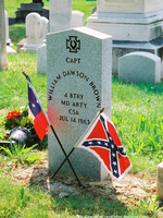 GMC - Confederate tombstone by seeker-of-revelation