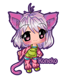 Koneko by StrawberryCakeBunny