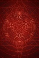 Book Cover - Onta Sigil by AenTheArtist