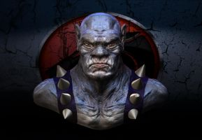 Panthro Aged by Danwhitedesigns