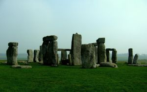 Stonehenge by mhzdsgn