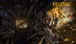 Killzone by TheArtofSaul