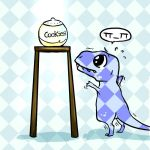 THINGS A T-REX CAN'T DO: Cookies. by NAD-LifeOfficial