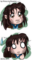 Kili Faces by Prince-in-Disguise