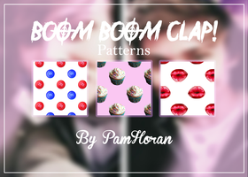 Patterns / Boom Boom Clap! by PamHoran