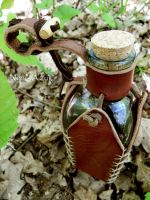Fantasy bottle holster 3 by Noir-Azur