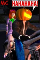 The Mystery Of The Headless Biker Of River Heights by The-Mind-Controller