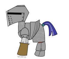 Mount and Blade Pony by Schluberlubs