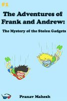 Frank and Andrew Book Cover by themeepingkoala