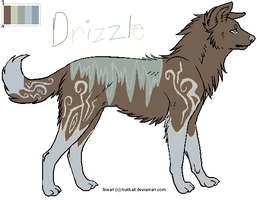 Drizzle (Palette Adopt) by Rainbow-Lava