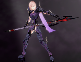 Lightning - Knight of the Dragoon - 02 by HentaiAhegaoLover