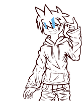 Tord Lineart by ShAcKmO