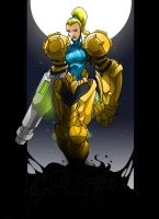 2745 Samus Aran by Spoon02