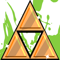 Triforce by Undeaddemon4