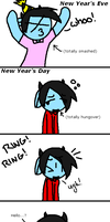 New Year's wish by explodingcrayon93