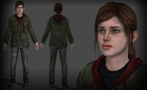 Ellie Winter XPS by XXMAUROXX