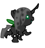 Baby Changeling adoptable closed by Firegirl1015