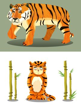Tiger Concept by nbear015