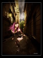 Alley Cat by Ravenclaw1