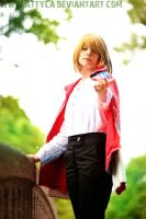 Howl Cosplay by Attyca
