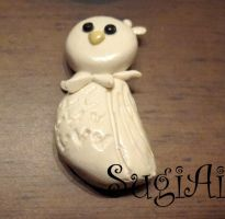 Hedwig Magnet by SugiAi