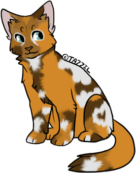 Adoptable Cat Fourteen by Nocte-Cornu