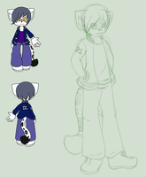 PC: Eli Ref by CharCharCommish