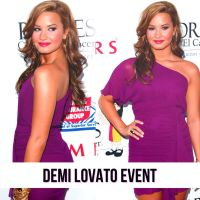 Demi Lovato Event by gukialien