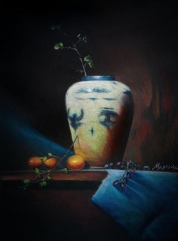 Still Life by Martynes9N