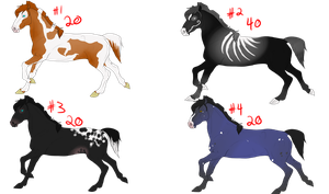 Adopts 3 by Brok3nD0ll