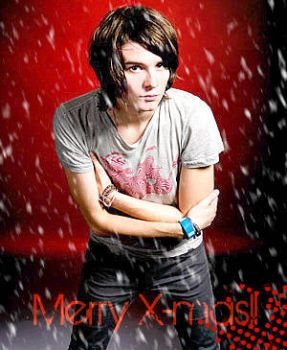 -Merry X-mas- by MCRfansister